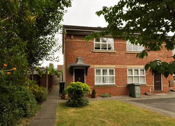 Thumbnail 2 bed end terrace house for sale in Terrys Close, Abbeydale, Redditch
