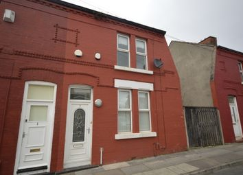 Thumbnail 2 bedroom terraced house to rent in Kirk Road, Bootle, Liverpool