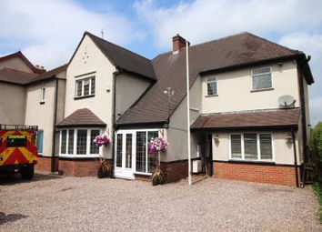 Thumbnail 5 bed detached house for sale in Prestwood Road West, Wednesfield, Wolverhampton