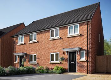 """Thumbnail 3 bed semi-detached house for sale in """"The Eveleigh"""" at Racecourse Road, East Ayton, Scarborough"""
