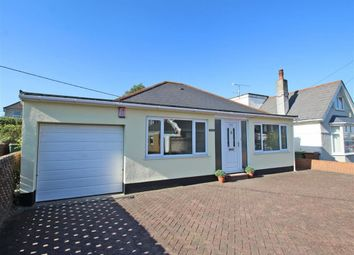 Thumbnail 2 bed detached bungalow for sale in Coleridge Avenue, Plymouth