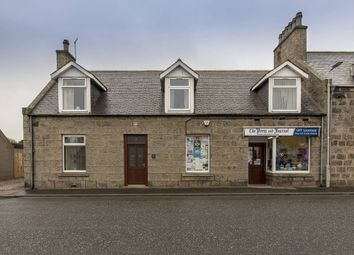 Thumbnail Commercial property for sale in The Shoppe 77 High Street, New Aberdour, Fraserburgh