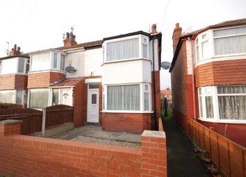 Thumbnail 2 bedroom end terrace house to rent in Highbank Avenue, Blackpool, Lancashire