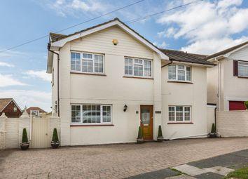 Thumbnail 3 bed detached house for sale in Lenham Avenue, Saltdean, Brighton
