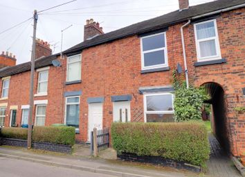 Thumbnail 2 bed terraced house for sale in Castle View, Stafford