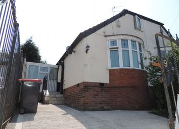 Thumbnail 5 bed semi-detached bungalow for sale in Woodward Road, Prestwich, Manchester, Lancashire