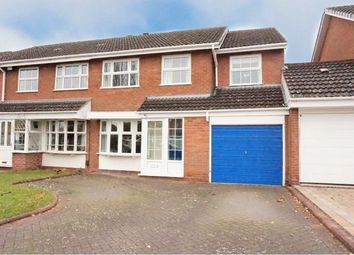 4 bed semi-detached house for sale in Langcomb Road, Shirley, Solihull B90