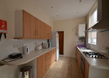 Thumbnail 4 bed terraced house to rent in Welford Road, Leicester