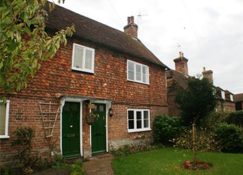 Thumbnail 2 bed end terrace house to rent in Chestnut Cottages, The Street, Mersham, Ashford