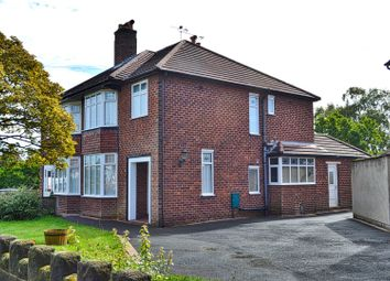 Thumbnail 3 bed semi-detached house for sale in Third Avenue, Sandbach