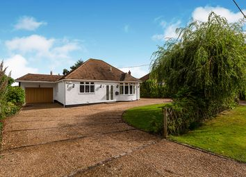 4 bed bungalow for sale in The Grove, West Kingsdown, Sevenoaks, Kent TN15