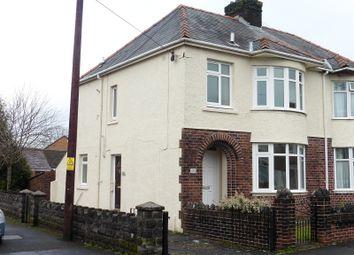 Thumbnail 1 bed flat to rent in Bryg Yr Awel Flat A, Heol Las, Ammanford, Carmarthenshire