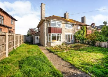 New Close Gardens, Weymouth DT4. 3 bed semi-detached house