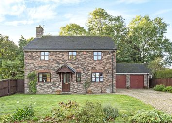 Thumbnail 4 bedroom detached house for sale in Kings Stag, Sturminster Newton, Dorset