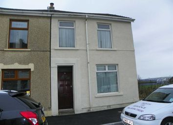 Thumbnail 2 bedroom end terrace house for sale in Lower Cross Road, Llanelli