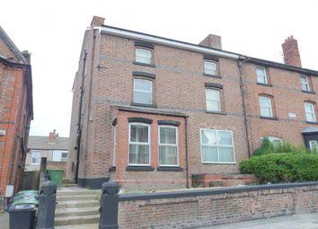 Thumbnail 1 bedroom flat to rent in Alexandra Road, Prenton