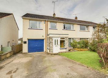 Thumbnail 4 bed semi-detached house for sale in 8 Caldecote Avenue, Cockermouth, Cumbria