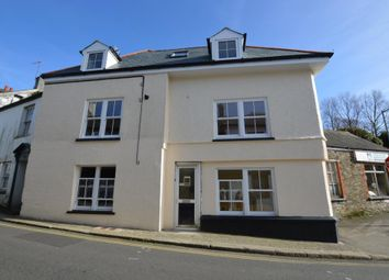 Thumbnail 2 bed flat to rent in Higher Lux Street, Liskeard, Cornwall