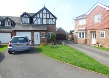 Thumbnail 3 bed detached house for sale in Heath Park Grove, Runcorn, Cheshire