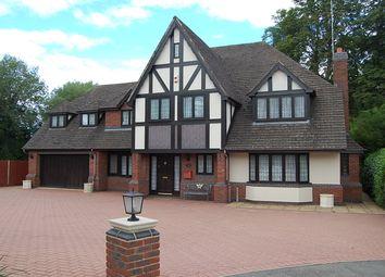 Thumbnail Detached house for sale in Shoal Creek, Collingtree Park, Northampton