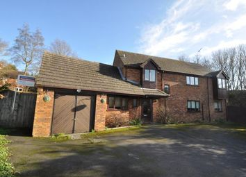 Thumbnail 4 bed detached house for sale in Lister Drive, West Hunsbury, Northampton