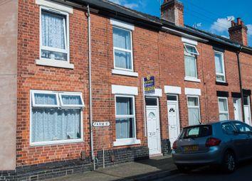 Thumbnail 2 bedroom terraced house for sale in Farm Street, Derby, Derby