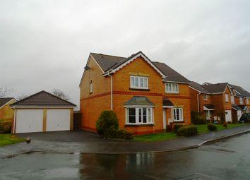 Thumbnail 4 bed detached house for sale in Clos Cefn Bryn, Llwynhendy, Llanelli, Carmathenshire