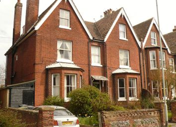 Thumbnail 1 bed flat to rent in Ethelbert Road, Canterbury