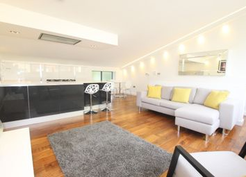 Thumbnail 2 bed flat to rent in Lowman Road, London