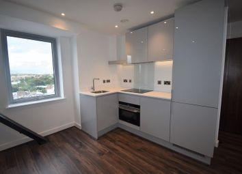 Thumbnail 1 bed flat to rent in 12th Floor, Churchill Place, Churchill Way, Basingstoke