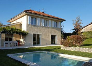 Thumbnail 4 bed detached house for sale in Rhône-Alpes, Isère, Cras