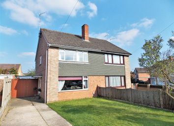 Thumbnail 3 bed semi-detached house for sale in Holmwood Avenue, Southcote, Reading