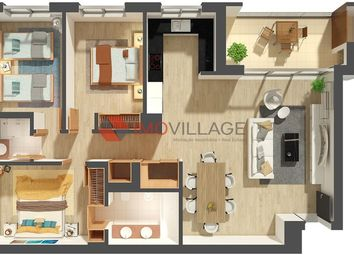 Thumbnail 3 bed apartment for sale in Centro, Lagos, Algarve, Portugal