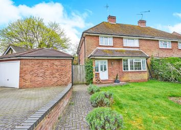 Thumbnail 4 bed semi-detached house for sale in Chiltern Close, Berkhamsted