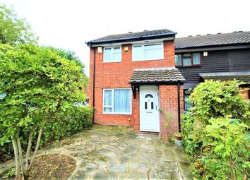 Thumbnail 3 bedroom property to rent in Rowlands Close, Mill Hill