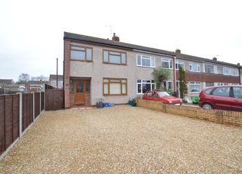Thumbnail 2 bedroom end terrace house for sale in Apperley Close, Yate, Bristol