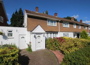 Thumbnail 2 bed end terrace house for sale in South Lynn Crescent, Bracknell