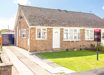 Thumbnail 2 bed semi-detached bungalow to rent in Parkways, Selby, North Yorkshire