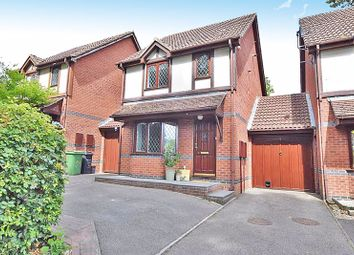 Thumbnail 3 bed detached house for sale in Foxglove Rise, Maidstone