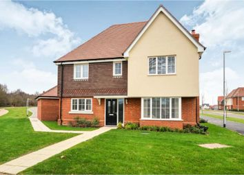 Thumbnail 4 bed detached house for sale in Augustine Drive, Ashford