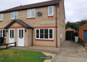 Thumbnail 3 bed semi-detached house to rent in Fulmar Drive, Louth