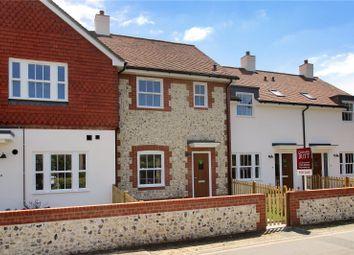 Thumbnail 2 bed terraced house for sale in Sea Road, East Preston, Littlehampton