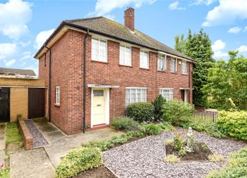 Thumbnail 3 bed semi-detached house for sale in New Peachey Lane, Uxbridge, Middlesex
