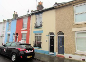 Thumbnail 2 bed terraced house for sale in Kassassin Street, Southsea, Hampshire
