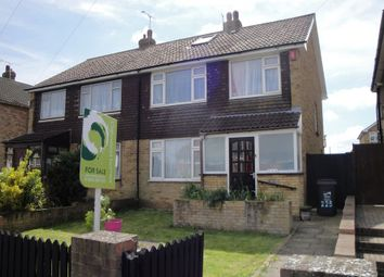 Thumbnail Semi-detached house for sale in Canterbury Road, Margate