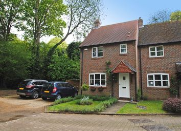 Thumbnail 2 bedroom semi-detached house for sale in Wingfield Close, Ewelme, Wallingford