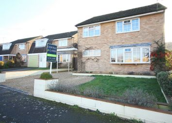 Thumbnail 4 bed detached house for sale in Hawthorn Road, Faringdon