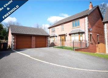 Thumbnail 4 bedroom detached house for sale in Rolands Close, Rotherham