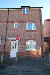 Thumbnail 3 bed town house for sale in Fawn Drive, Aldershot