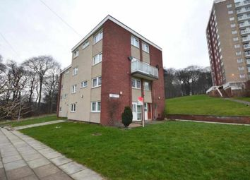 Thumbnail 3 bedroom flat for sale in Queenswood Rise, Leeds, West Yorkshire